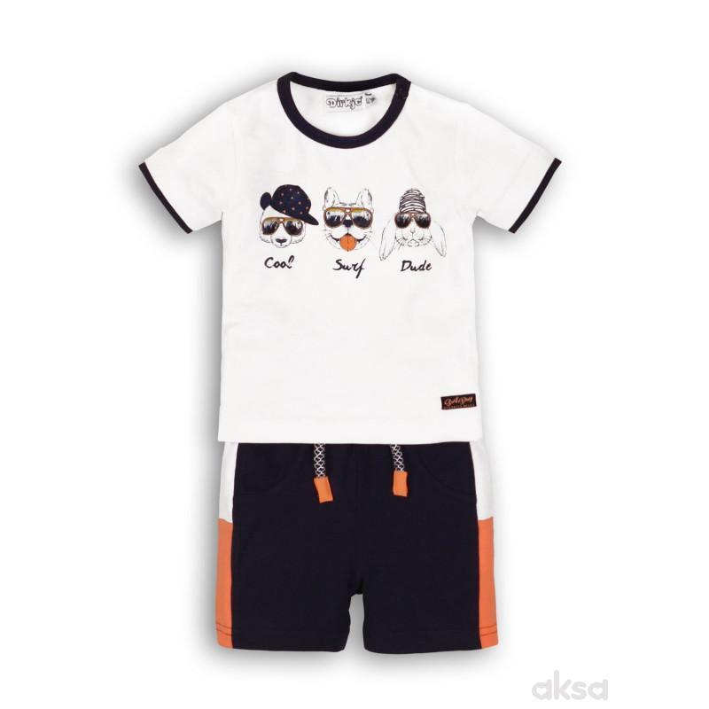 Dirkje komplet(majica kr, šorc),dečaci