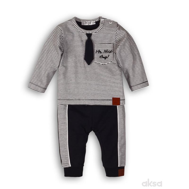 Dirkje komplet(majica kr, donji deo),dečaci