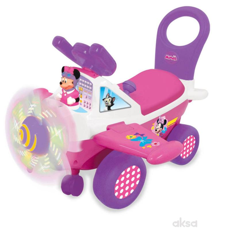 Kiddieland guralica avion, Minnie