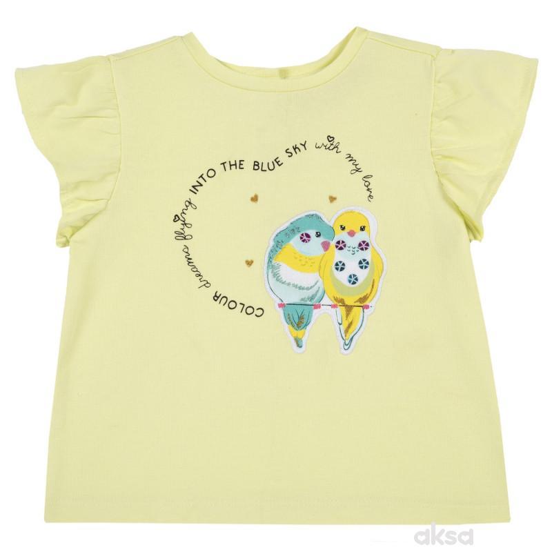 Chicco majica kr,devojčice