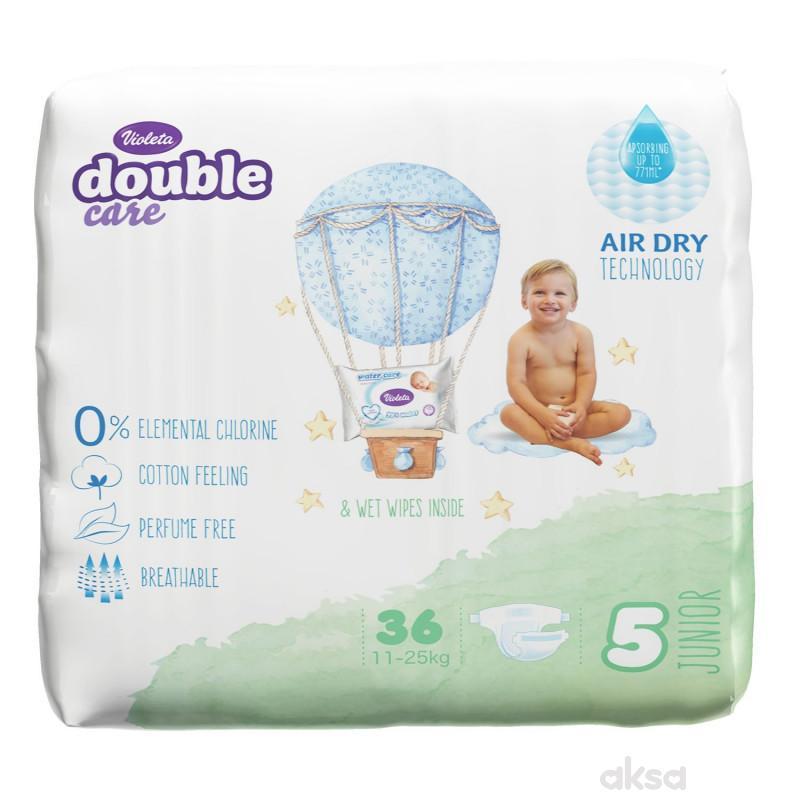 Violeta pelene cotton feeling 5 jun 11-25kg 36kom