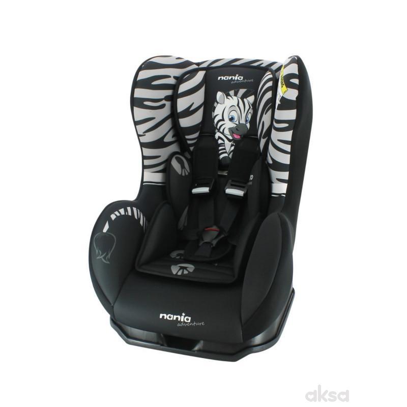 Nania a-s Cosmo 0/1/2 (0-25kg) Zebra