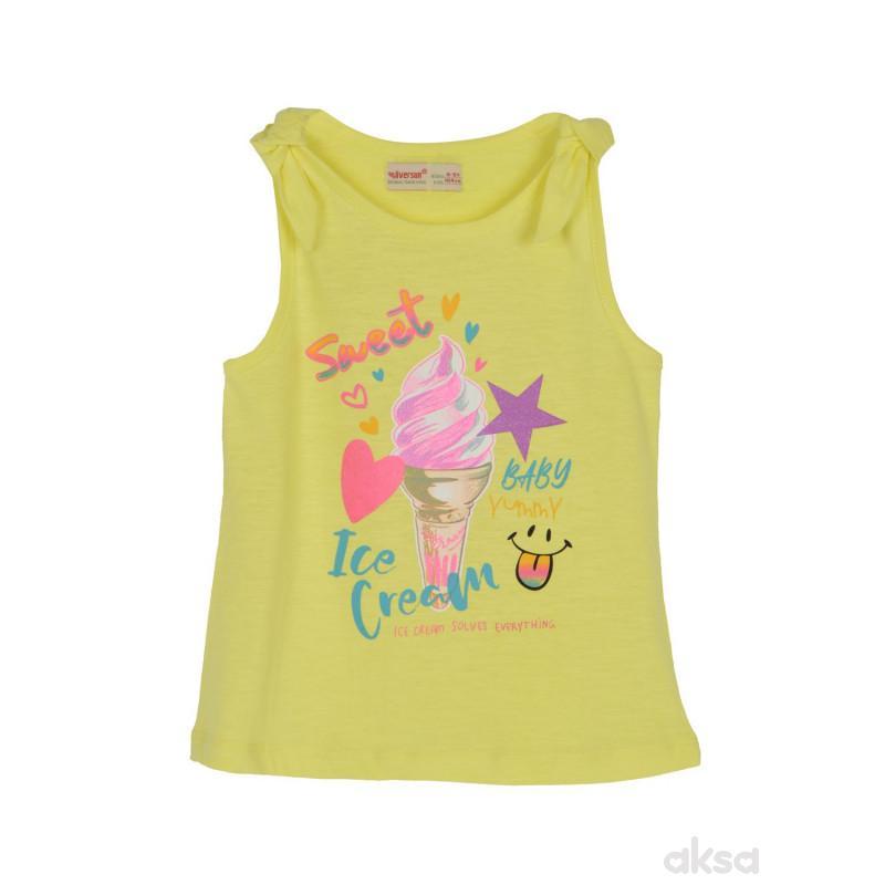 SilverSun majica,devojčice,atlet