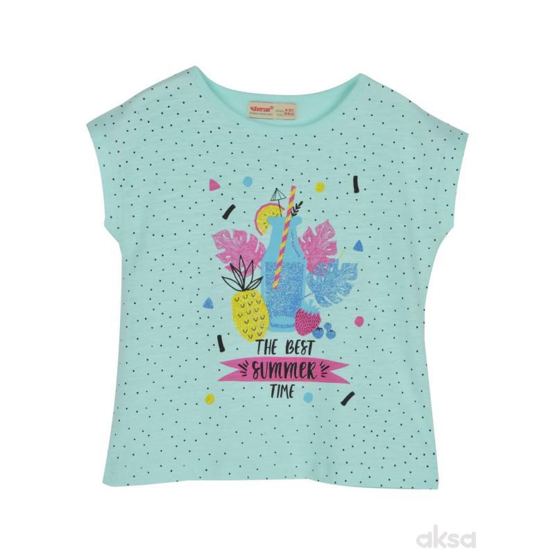 SilverSun majica,devojčice,kr