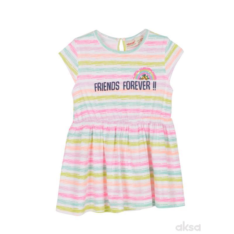 SilverSun haljina,devojčice,kr