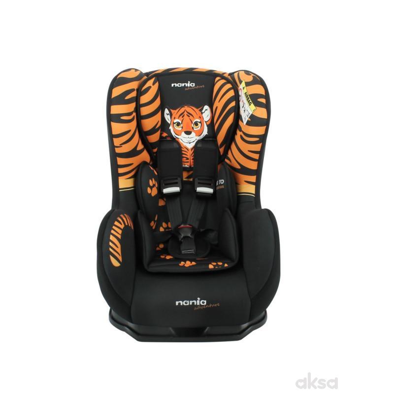 Nania a-s Cosmo 0/1/2 (0-25kg) Tigar