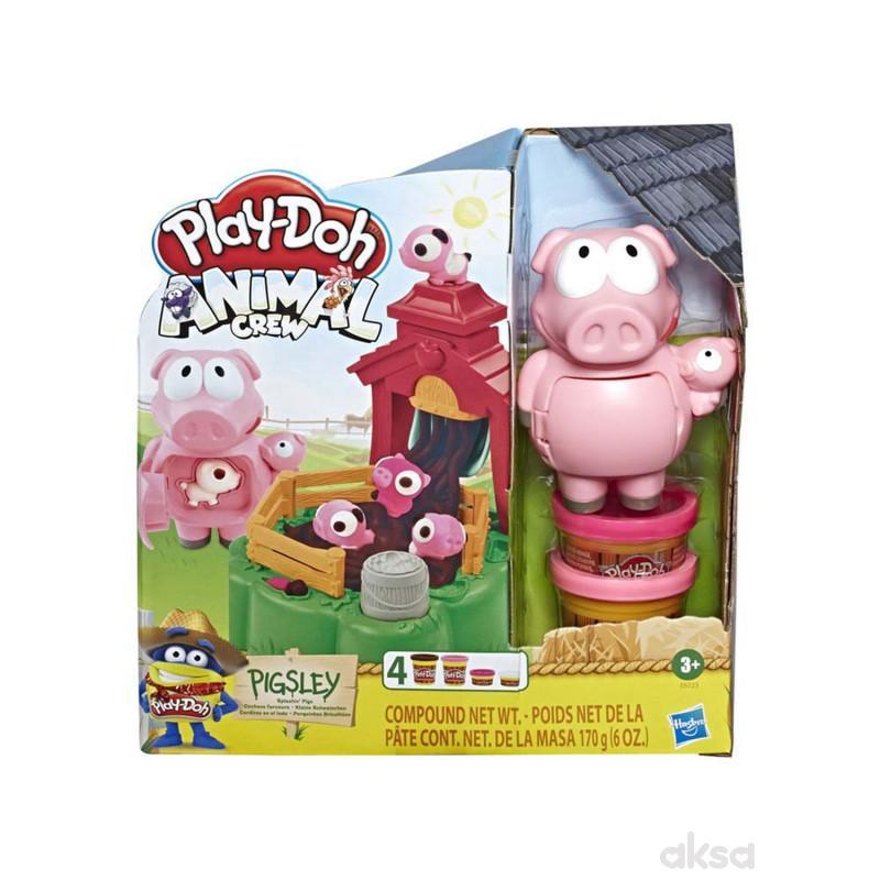Play-Doh Pigsley Farm set