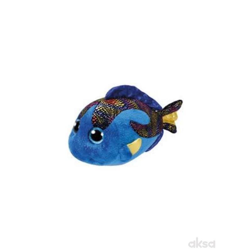 Ty Plis igracka Riba plava Aquq 42cm