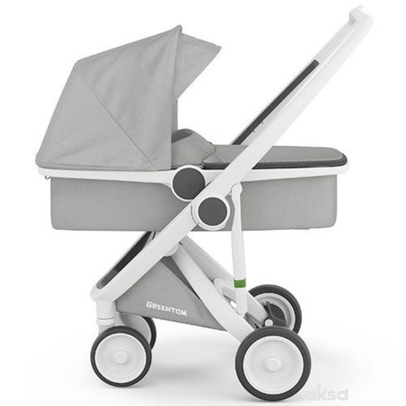 Greentom duo sistem Grey (kolica + nosiljka)
