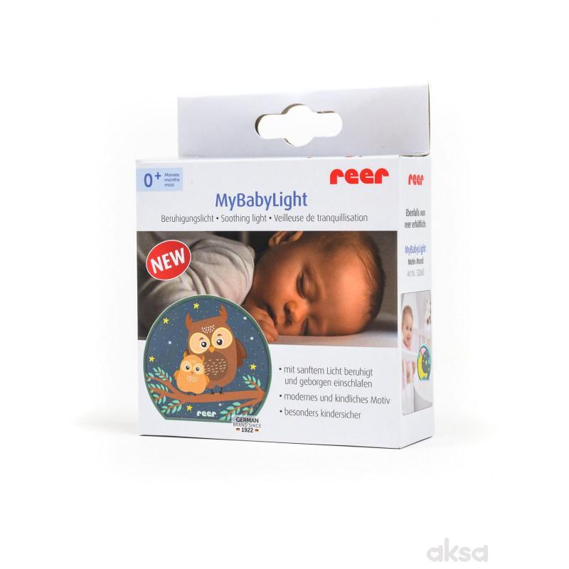 Reer noćno svetlo sovica