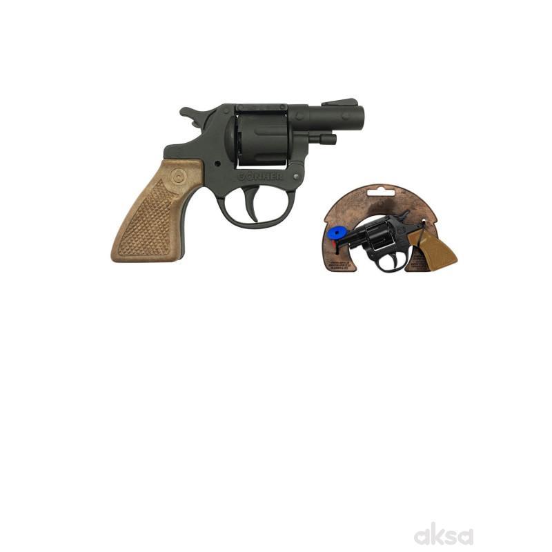 Igračka za decu policijski revolver 8