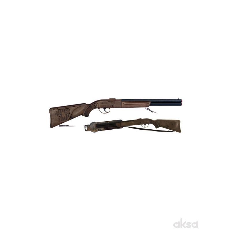 Igračka za decu kaubojska puška sa zvukom