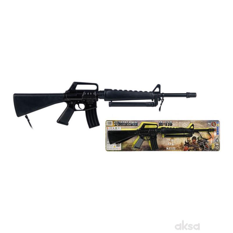 Igračka za decu moderna puška 8 set