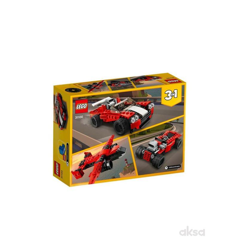 Lego Creator sports car