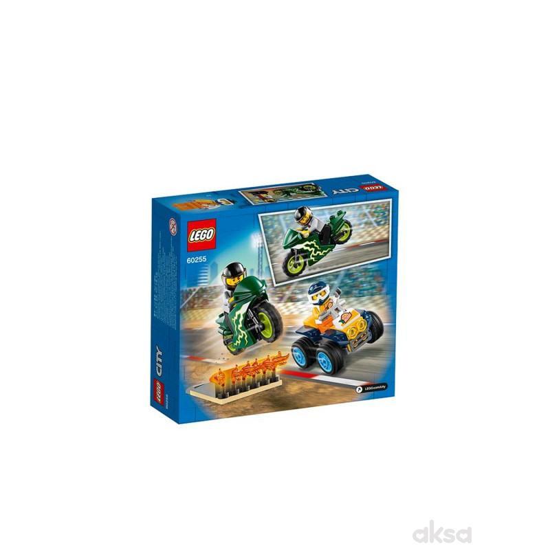 Lego City turbo wheels stunt team