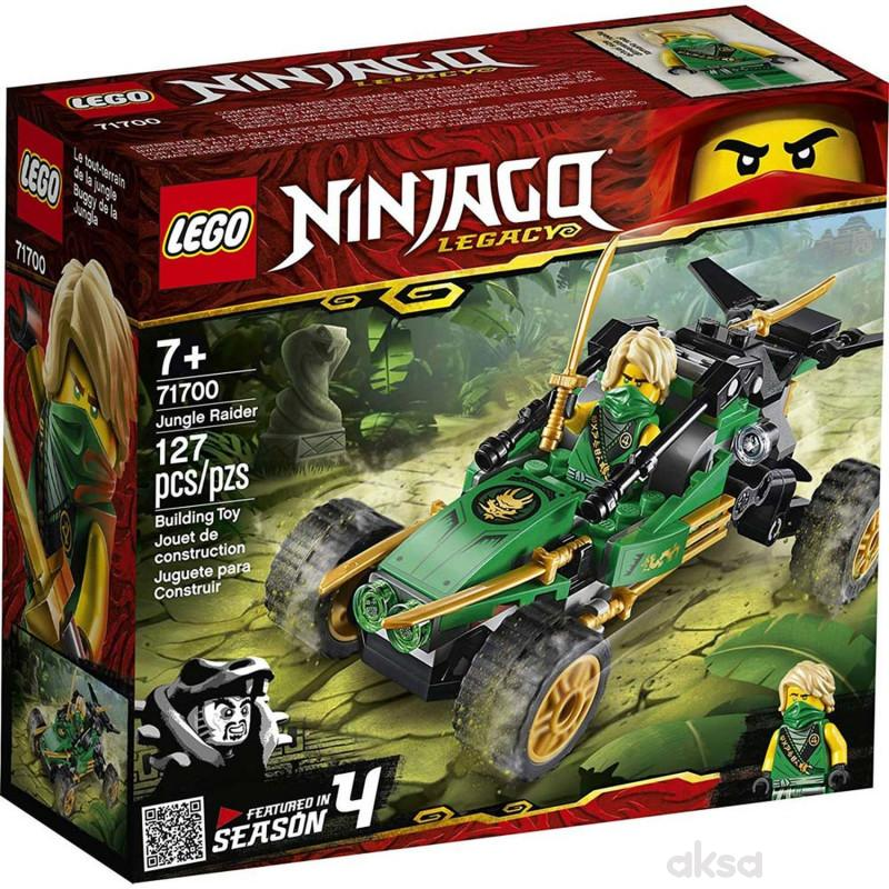 Lego Ninjago jungle raider