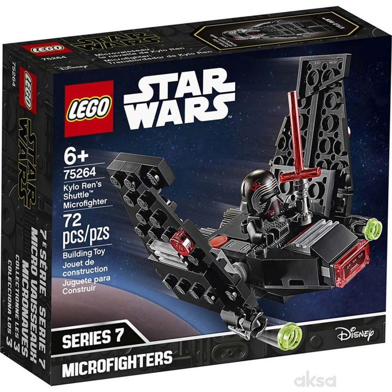 Lego Star Wars kylo rens shuttle microfighter
