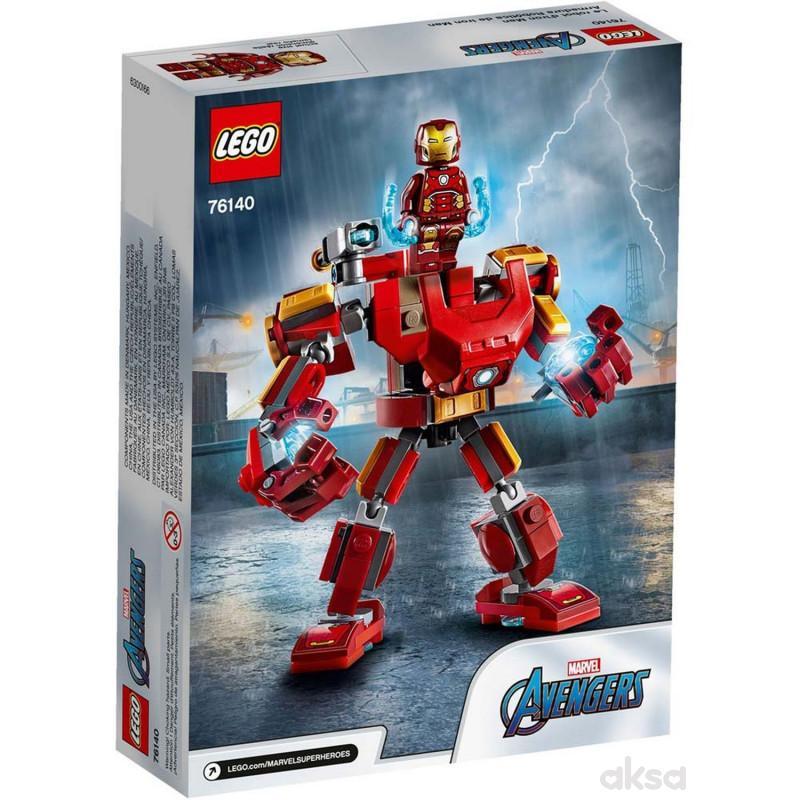 Lego Super heroes avengers iron man mech