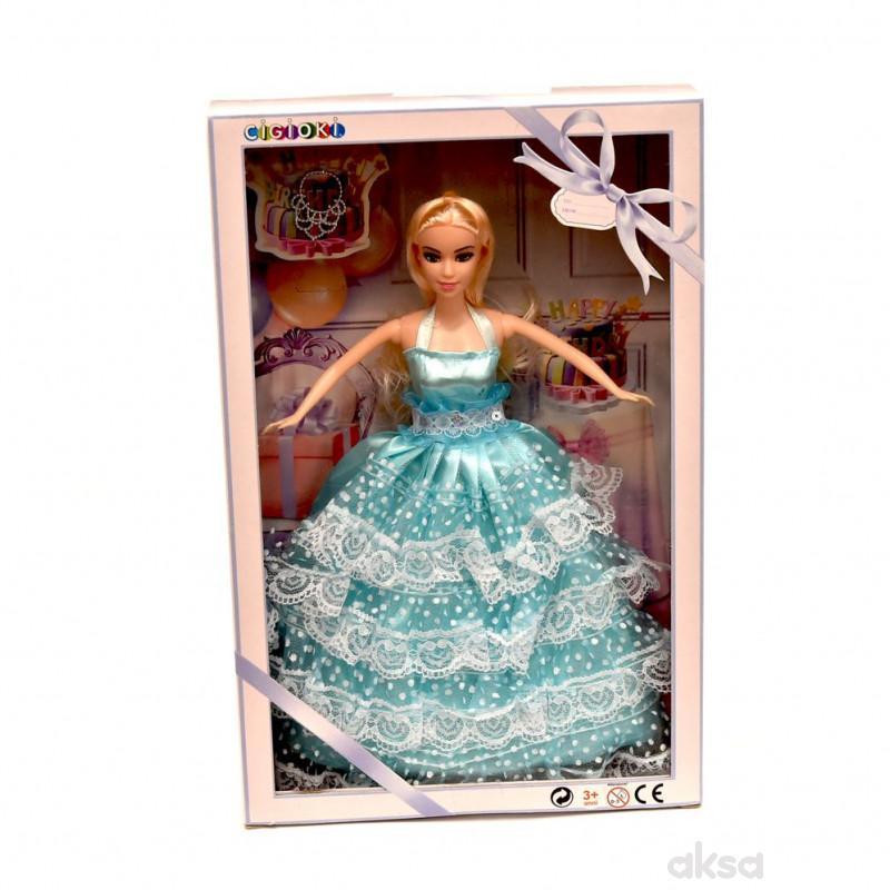 Cigioki princeza sa nakitom 27cm