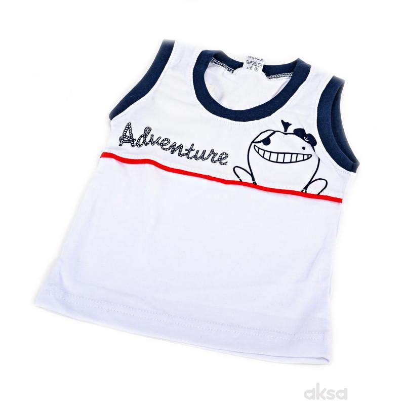 Pom Pom majica atlet, dečaci