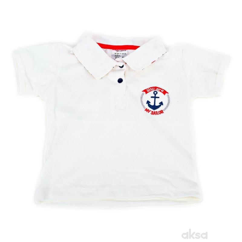 Pom Pom majica polo kr, dečaci
