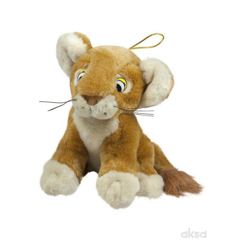 Plišani lav 15 cm