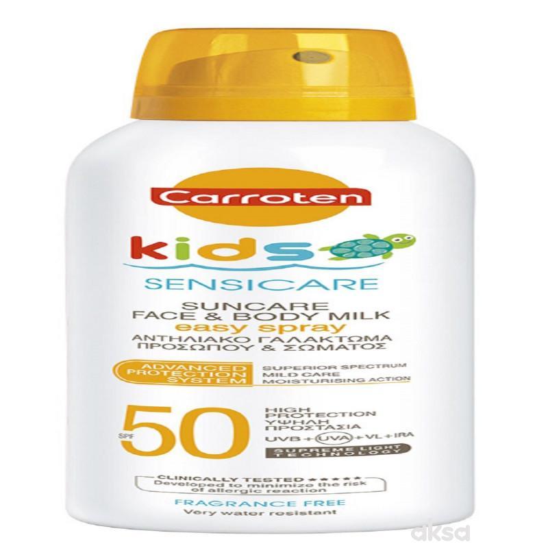 Carotten decije mleko sprej SPF50 150ml