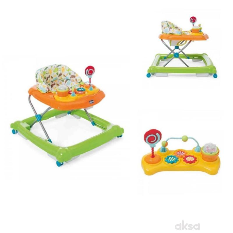 Chicco dubak Circus green wave