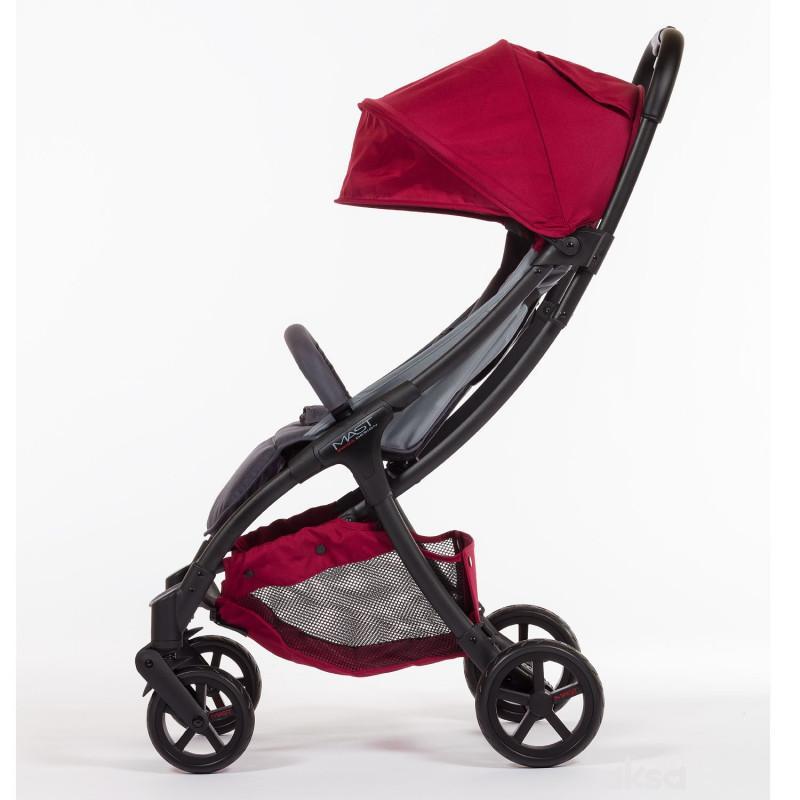 Mast kolica M2 Fashion, Wine Red