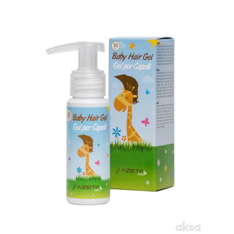Azeta Bio gel za kosu za bebe i decu 50ml