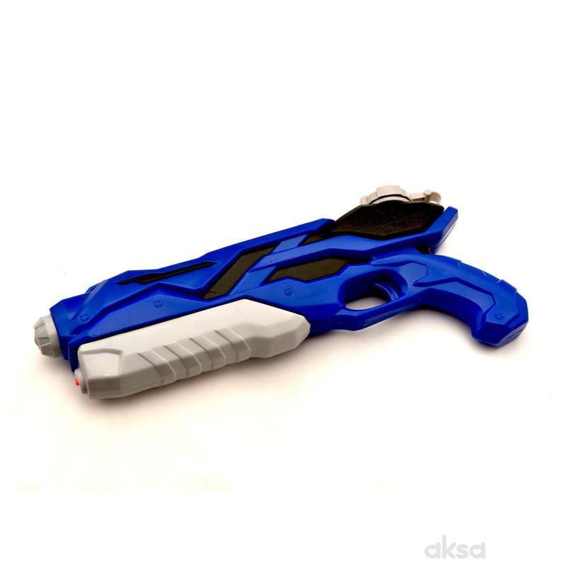 Cigioki pistolj plasticni za vodu 39x21cm