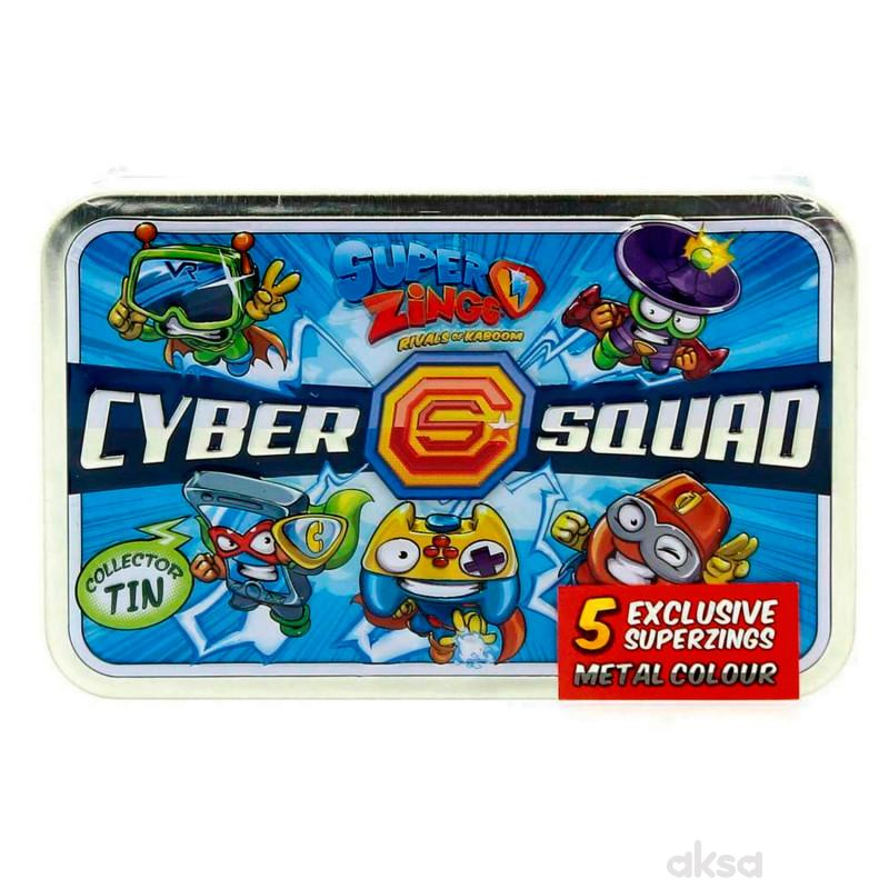 Superzings-Ciber Squad-Super ekipa