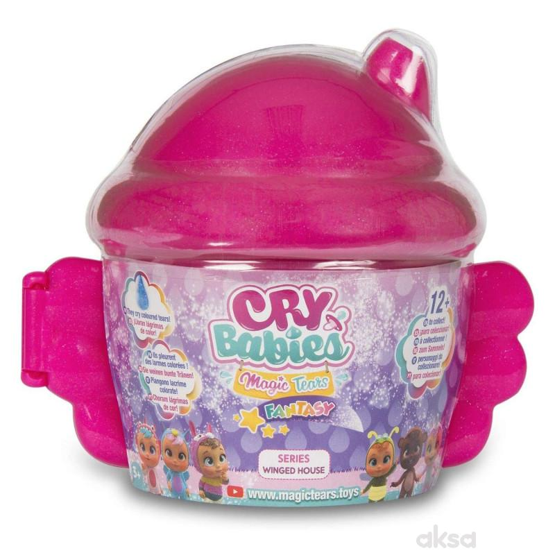 Crybabies winged house