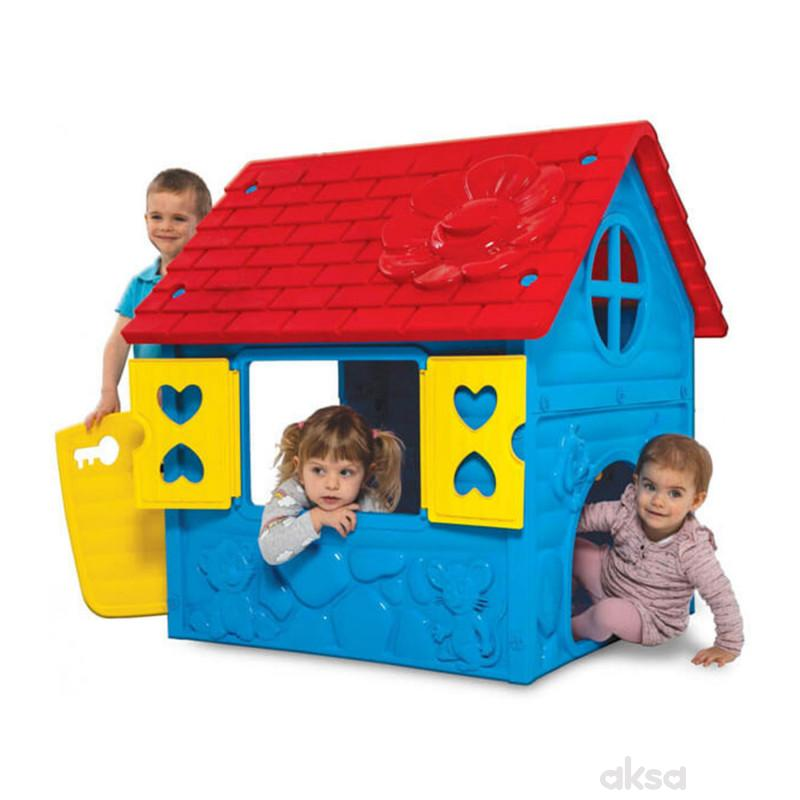 Dohany toys kućica za decu, plava