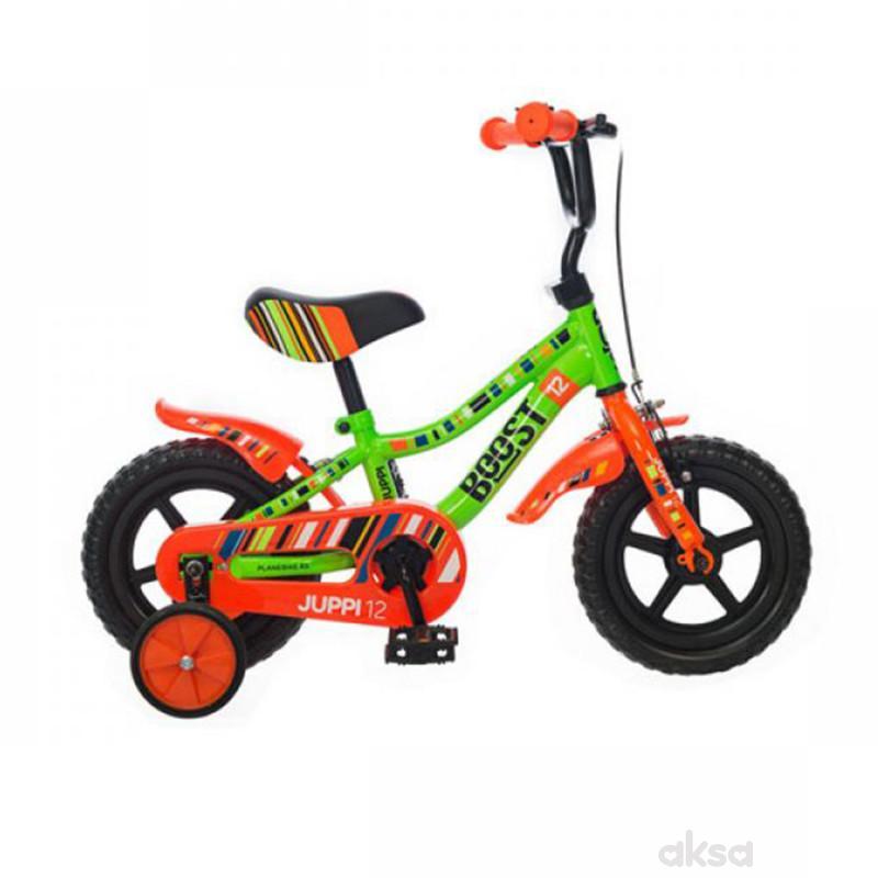 Dečji bicikl 12 Juppi Boy Green