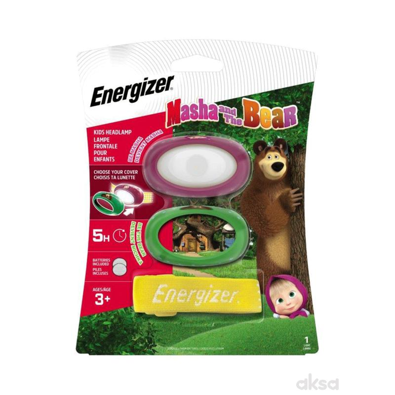 Masha & The Bear kids headlight