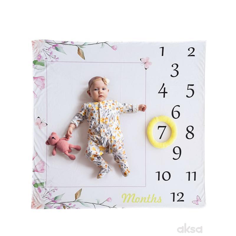 Baby Textil podloga za slikanje bebe,devojčice