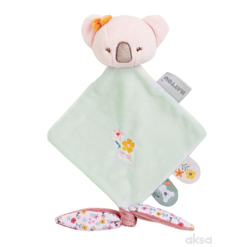 Nattou du du mini plišana igračka koala