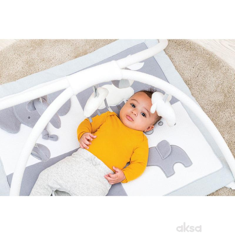 Nattou bebi gimnastika sa motivima slončeta