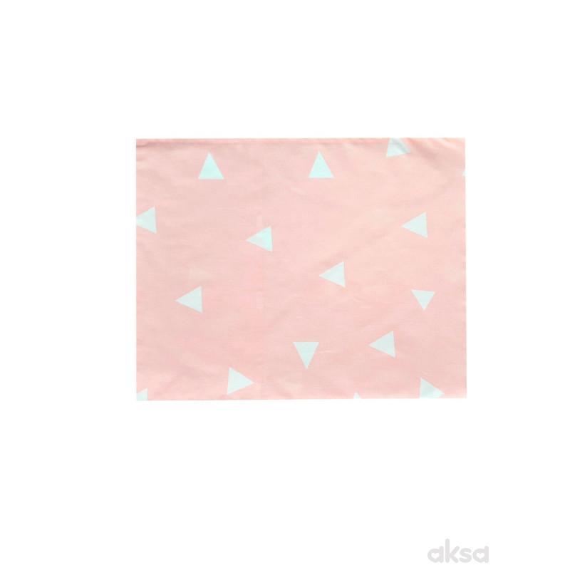 Lillo&Pippo jastučnica Trouglovi,40X60CM