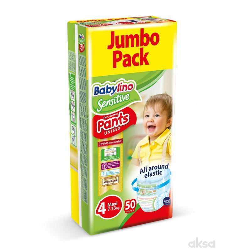 Babylino pants pelene  JP  4  maxi 7-13kg  50 kom