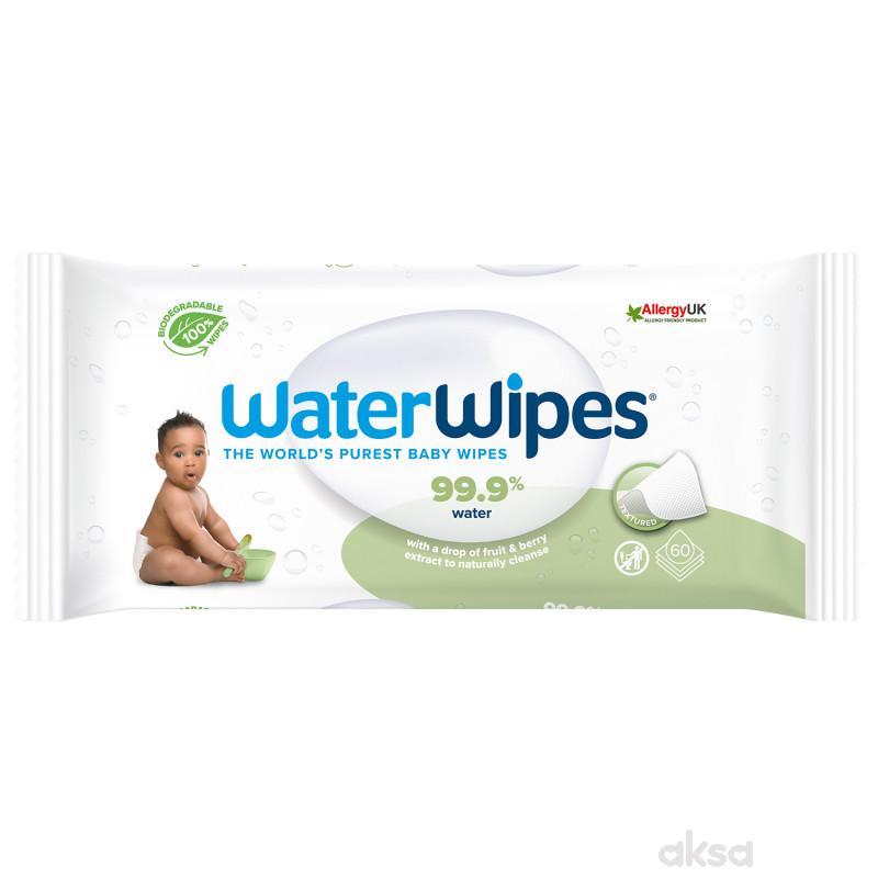 Waterwipes Soapberry vlažne maramice 60 komada
