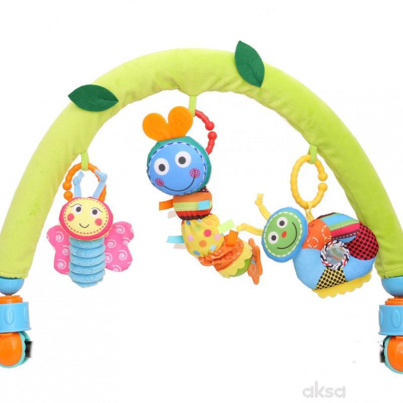 Biba Toys igračka luk za kolica