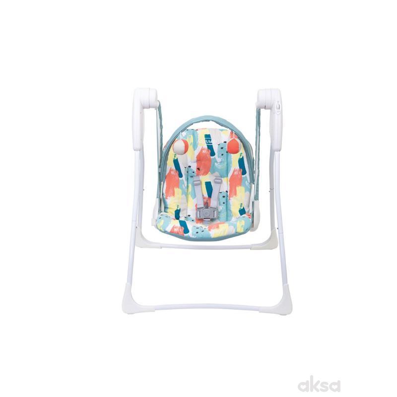 Graco ljuljaška Baby delight Paintbox