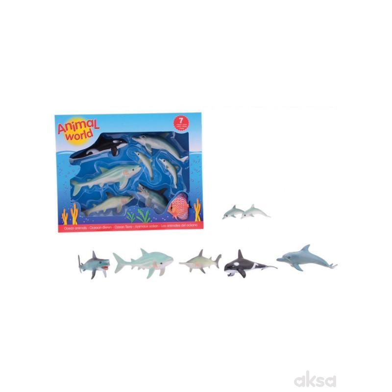 Animal World Zivotinje morske u kutiji