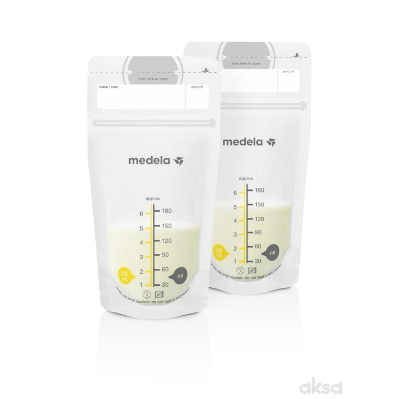 Medela Kese za čuvanje mleka 25 komada
