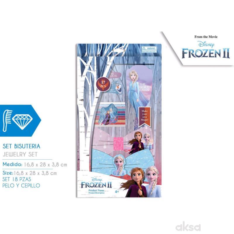 Kids licensing nakit za devojčice Frozen2, 16 kom