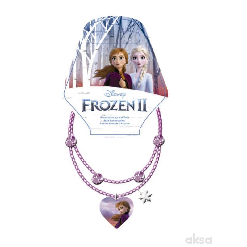 Kids licensing ogrlica srce Ana Frozen 2