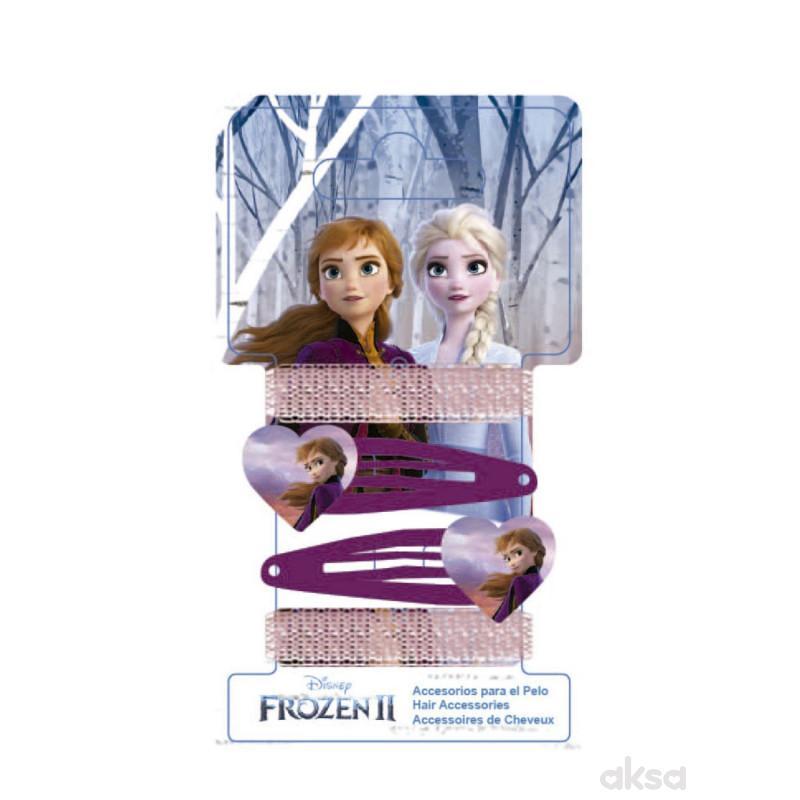 Kids licensing šnalice sa likom Ane Frozen 2,2kom