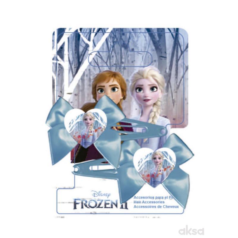 Kids licensing šnalice mašnica Elza Frozen 2,2kom